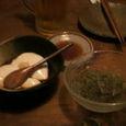 じーまーみー豆腐と海ぶどう